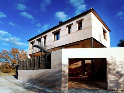 Photo for House with pool in Cabañeros National Park, near Madrid and Toledo