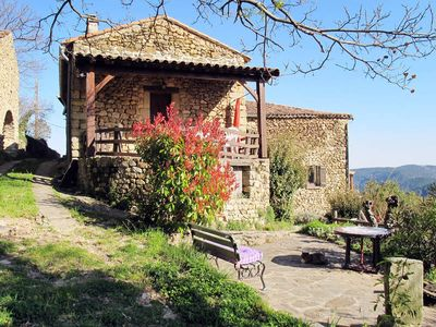Photo for Vacation home Le Clos  in Joannas, Ardèche - 6 persons, 2 bedrooms