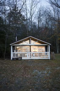 Photo for Stunning Woodstock NY Chalet with panoramic Catskill Mountains Views