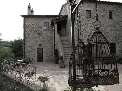 Photo for Apartment Relais l'Antico Convento in Umbertide - 4 persons, 1 bedrooms