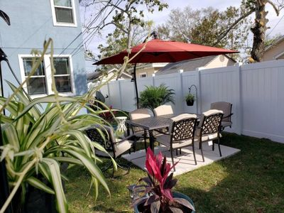 Photo for 2 Private Bed Rms &1Bath, Paradise In St Petersburg, Fl. Free Breakfast