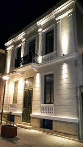 """Photo for """"Chandax"""" luxury neoclassical house 50m from sea!"""