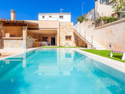 Photo for Town house with pool & stunning views – Casa Magui