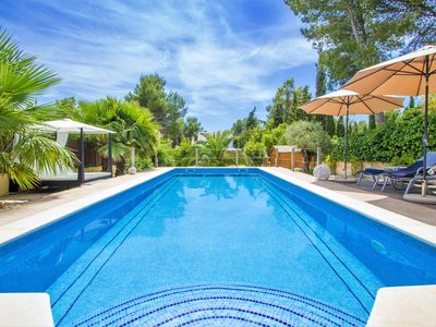 Photo for Villa Castillo Calma, newly refurbished with large new pool + great garden area