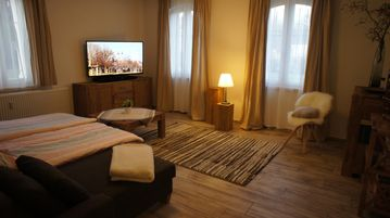 Comfortable and spacious guest apartment in the green