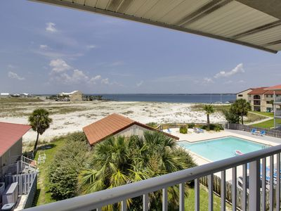 Photo for Watch sunsets from this lovely condo. Shared pool access - snowbirds welcome!