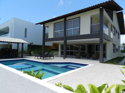 Photo for House in Muro Alto- Porto de Galinhas with 7 suites with internet Wi-fi