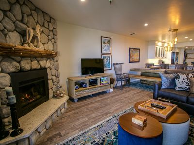 Photo for Remodeled, Pet-Friendly, Ski-in Ski-out to Bridges, Stunning Mountain Views