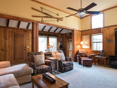 Photo for Spring Special! North Shore - Lake Tahoe country cabin nearby golf course