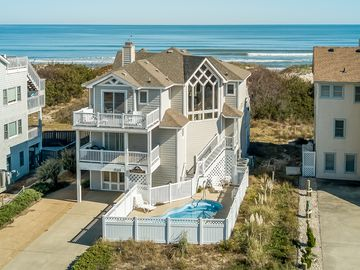 C0611 So Good. Oceanfront, Pool, Hot Tub, Rec Rm w/Pool Table, Linens, WiFi!