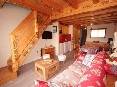 Photo for Apartment Les Saisies, 1 bedroom, 7 persons