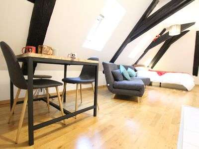 Photo for Colmar Historic Center - Apartment PETIT CATHEDRALE 1 - BookingAlsace