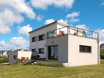 Photo for Vacation home in Pentrez Plage, Finistère - 6 persons, 3 bedrooms