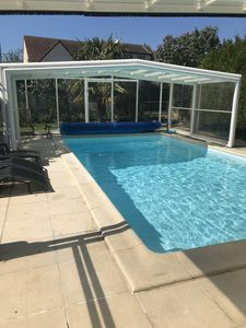 Photo for Family home with pool 10min Disney / 30 min from Paris