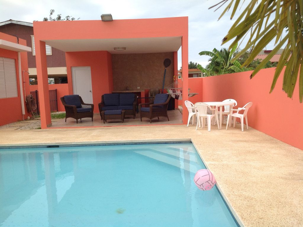 3 bedroom villa w private pool near poblado homeaway for Villas koralina cabo rojo