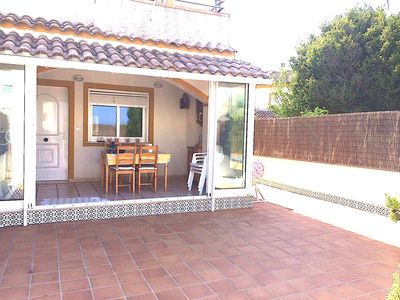 Photo for Oliva 3 bedrooms-2 bathrooms 150 meters from the Sea