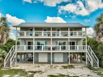 Photo for Private Pool. Two Homes One Price!! Beach Access Across Street. Seaside 0.9 mile