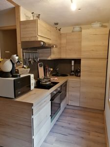 Photo for Apartment in a completely renovated building with elevator, quiet area