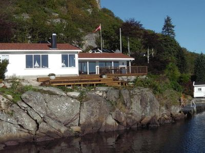 Photo for holiday home, Farsund