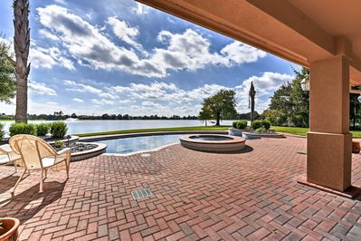 Your dream Houston getaway starts at this lakefront vacation rental house!