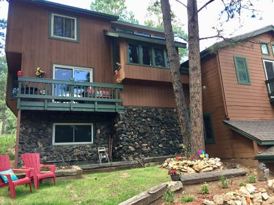 The BIG R Lodge - Great Location, Large Families, One of a Kind! Hot Tub...FUN