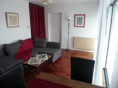 Photo for Apartment/ flat for 2-4 persons, 2 rooms - Strasbourg Robertsau