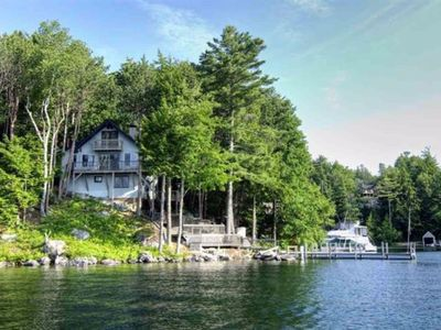 Photo for Lake Winnipesaukee Waterfront Home