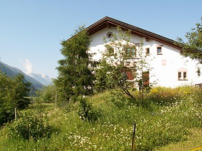 Photo for 1BR Apartment Vacation Rental in La Punt-Chamues-ch