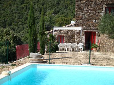Photo for 19th century mill. Private swimming pool. Luxurious services. Very peaceful