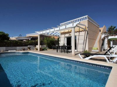 Photo for Casa del Mar, villa with private swimming pool, roof terrace and sea view