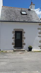 Photo for Fisherman's house, on the port of Kerroch, 3 minutes walk from the beach!