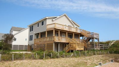 Photo for SA69, Kirk/ Oceanfront, 4 Bedrooms, 4.5 Bathrooms
