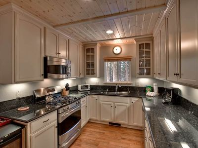 Photo for Heavenly South Lake Tahoe Cabin