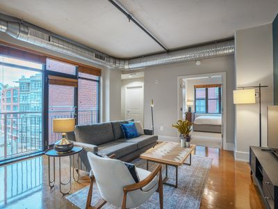 Photo for Modern 2 Bedroom, 2 Baths In One of the BEST Locations In DC