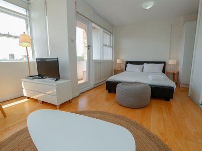Photo for Stylish Studio Apartment - High Street