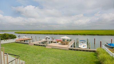 Photo for Amazing Waterfront w/ Large Dock and Swimming! Includes Kayak