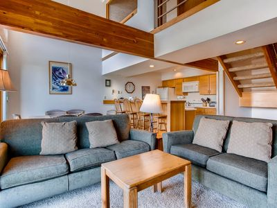 Photo for 3 Br With Gunnison Valley Views & Ski-in, Ski-out