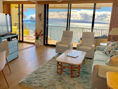 Photo for NEW! Amazing views at this waterfront condo w/balcony & pool! Family-friendly!