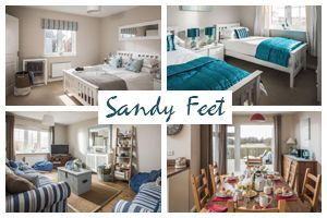 Photo for Sandy Feet -  a cottage that sleeps 6 guests  in 3 bedrooms