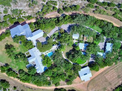 Photo for Austin Exclusive Private 7 Acre Estate, sleeps 20, part of Austin music history