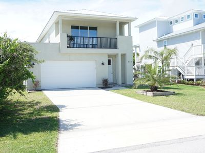 Photo for NEW VILANO BEACH HOME 1ST FLOOR 1 BED BATH PRIVATE ENTR 1 BLOCK TO  BEACH ACCESS
