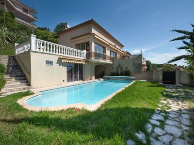 Photo for Vacation home Les Termes in Mandelieu - 8 persons, 3 bedrooms