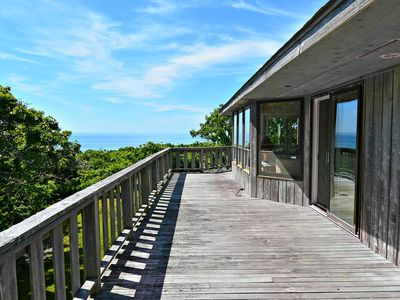 Photo for Spacious Montauk Beach House with Ocean View - Rental Registry Number 18-138