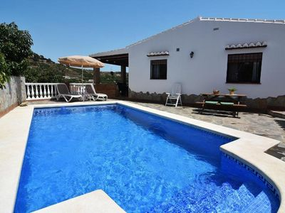 Photo for Holiday house Frigiliana for 1 - 4 persons with 2 bedrooms - Farmhouse