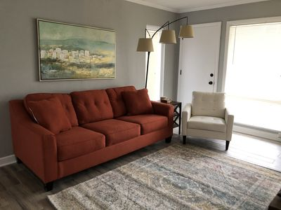 Photo for Capital City Condo close to Interstate, Water Park, Restaurants and Shopping