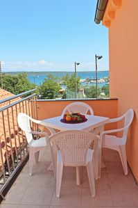 Photo for Holiday apartment with balcony in the holiday complex Dolac