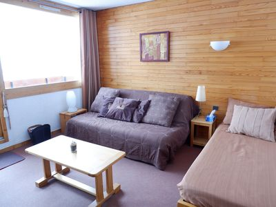 Photo for Nice apartment for 5 people in Plagne-Bellecôte
