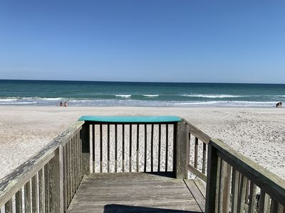 Photo for Ocean front & pet friendly. Winter special- 10% off Rent through February 2020