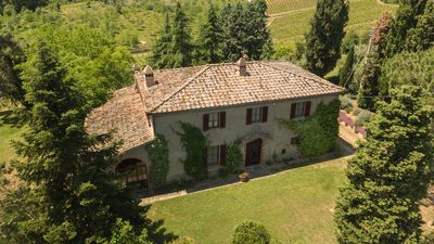 Photo for VILLA PANORAMA in the heart of Tuscany - ideal for families
