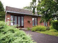 House is situated in pleasant location on outskirts of town.  Large garden at r ...